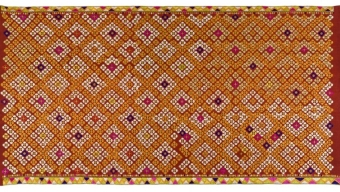 See Indian Textile Traditions at Ruth Funk Center through April 28