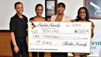 Palm Bay High Team Wins Junior Achievement Business Plan Challenge