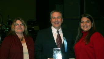Florida Tech's InSTEP Program Named Business Partner of the Year