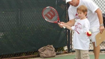 Serving Aces for Autism
