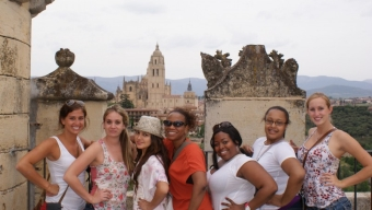 Spanish Cultural Trip Was Muy Bueno