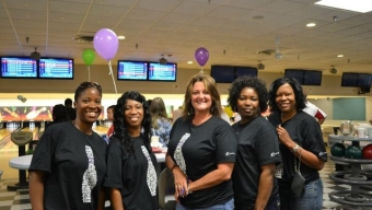 They Bowled for Kids' Sake