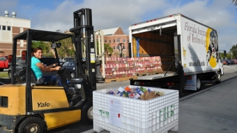 Holiday Drives Net Food, Blankets