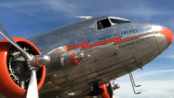 Air Travel's Legendary Flagship Visits Florida Tech