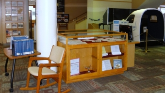 College of Aeronautics: From Then to Now in Evans Library