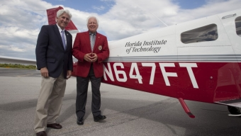 Eight Piper Archers Join FIT Aviation Fleet