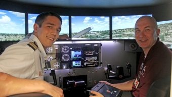 Redbird Trainers Boost Flight Instruction