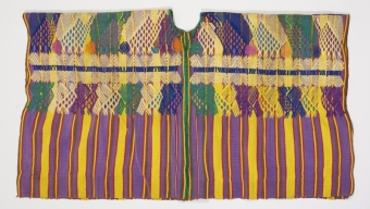 International Note: Textiles & Culture through Dec. 14