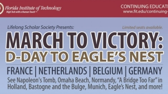 Registration Now Open for Guided Educational European Tour May 2014
