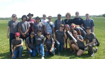 Teams Take 1st, 2nd in Hybrid Rocket Competition