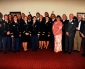 Nine ROTC Cadets Commissioned