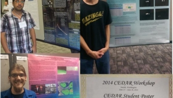 Students Present Research at National Science Foundation Event