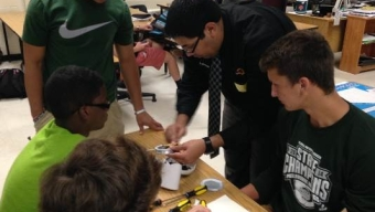 ASME Student Chapter Recaps Busy Academic Year