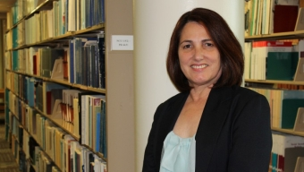 First Librarian-in-Residence Completes Fellowship