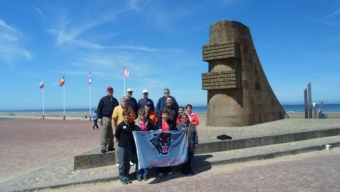 Taylor, Ruane Lead WWII-based Tour Across Europe