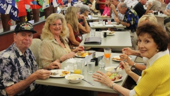 Dining Services Gets International with Dinner Program