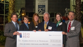Dean Mead Donates $100K for STEM Education