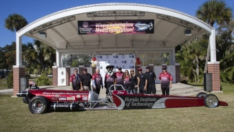Florida Tech, Larsen Motorsports Announce Partnership