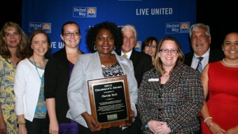 Florida Tech Recognized with United Way Chairman's Award