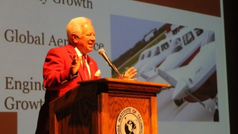 State of the University Address Set for Oct. 1