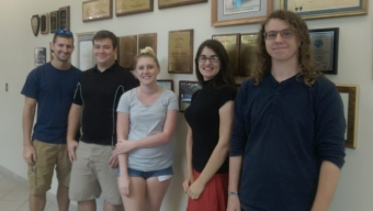 Five Chosen for FITS-STEM Scholarships