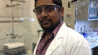 Outstanding Doctoral Student in Chemistry Named
