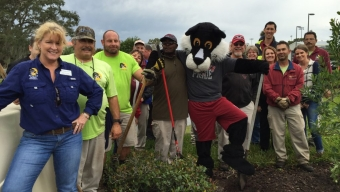 Arbor Day Observed on Tree Campus USA