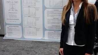 Student Wins at National Chemical Engineers Events