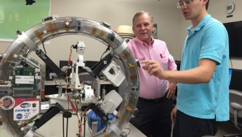 County Commissioner Visits Florida Tech