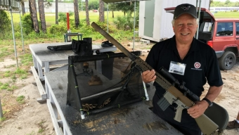 Catanese Visits Knight's Armament