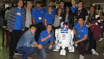 Students Recognized at AIAA Conference
