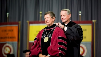 McCay Installed as Fifth President of Florida Tech