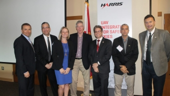 UAS Summit Brings Harris, Florida Tech Together