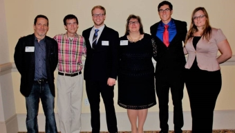 I/O Students Take First in Case Competition