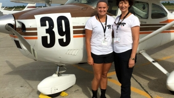 Florida Tech Student Wins Air Race