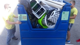 Leave Green Move-Out Program a Success