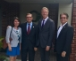 McCay Meets with British Consul