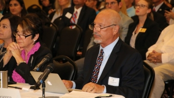 Roffer Testifies at Senate Hearing