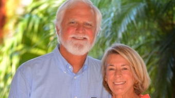 Elizabeth and Jim Swann Recognized for Philanthropy