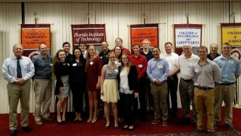 Florida Tech Hosts SNAME Section Meeting