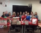 Online Learning Group Plays Santa