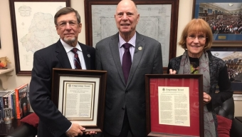 McCays Recognized by Posey, Entered into Congressional Record