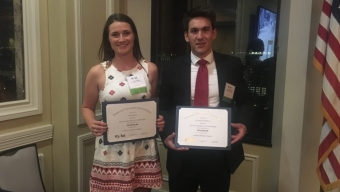 Students Recognized by Financial Executives Group