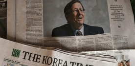McCay Featured in Korean Newspaper
