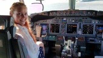 Student Wins Inaugural Women in Aviation Scholarship