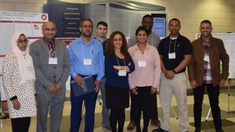Students Attend Mathematics of Data Science Conference