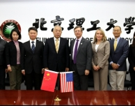 McCay Visits Beijing Institute of Technology