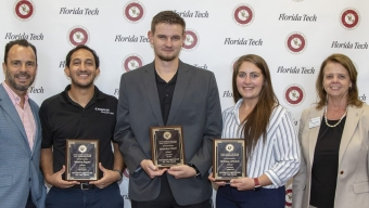 Student Employees Awarded for Outstanding Performance