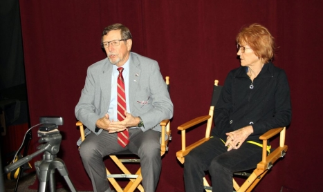McCays Speak to South Florida Middle School Students