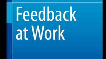 Steelman Edits New Book on Feedback